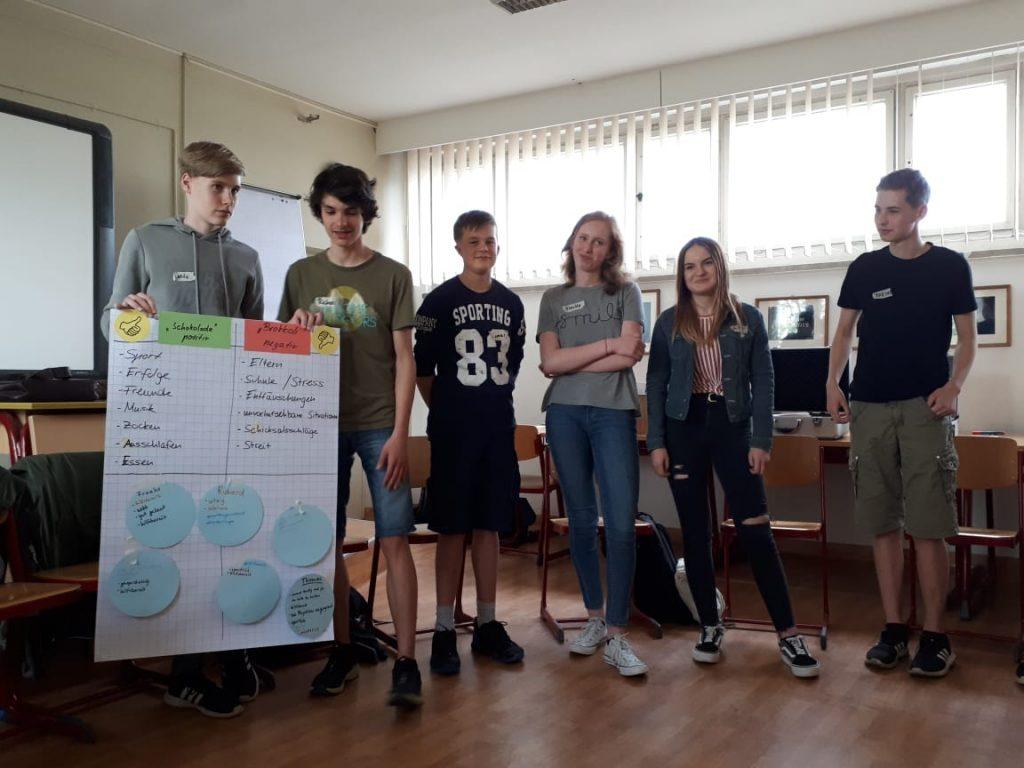 Irrsinnig Menschlich – Projekttage der Klassenstufe 9
